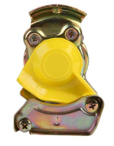 Wamo Druckluftzubehör Druckluftbremse Gelb