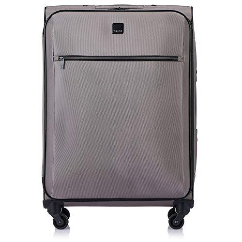 Tripp Silver Full Circle Medium 4 Wheel Suitcase
