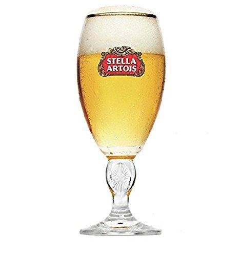 Bicchiere Calice Birra Stella Artois cl. 20 Set 6 Pz.