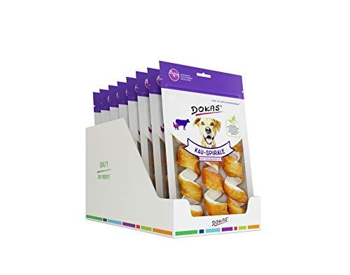 DOKAS Getreidefreier Premium Kausnack für Hunde – Ideal für zwischendurch