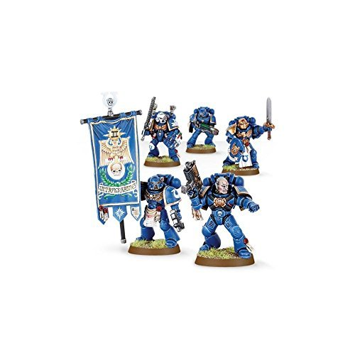Games Workshop Warhammer Squadra Commando degli Space Marine
