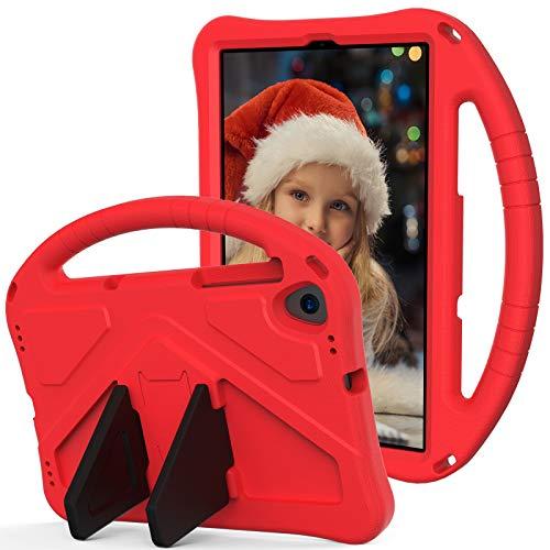 Tablet PC Bolsas Bandolera Case para niños para Samsung Galaxy Tab A 10.1 (2019) SM-T510 T515, para niños EVA a prueba de golpes, a prueba de golpes, estuche de tableta a prueba de descargas, con estu
