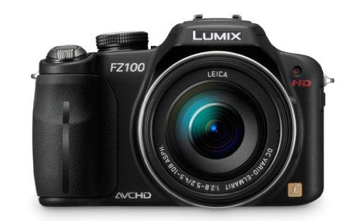 Panasonic Lumix DMC-FZ100 14.1 MP Digital Camera...