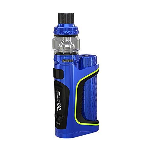 Eleaf iStick Pico S-Kit 100 W TC-Box Mod mit ELLO VATE 6.5-ml-Spitzenfüllungsbehälter-Blau