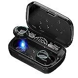 Cuffie Bluetooth 5.1, Auricolari con Microfono, Stereo HiFi IPX7 Impermeabile 2000mAh Sportivi...