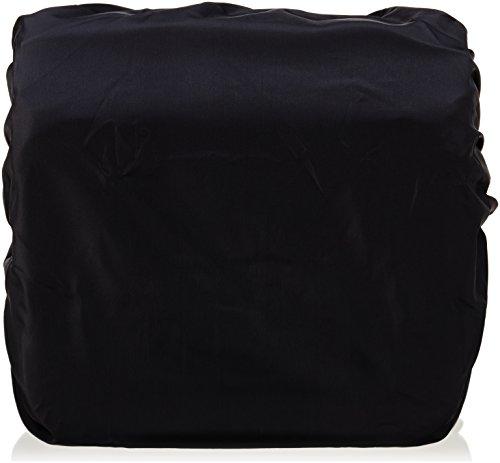 Haberland Regenschutz schwarz für Lenkertasche 6-8 Liter Regenschutzhaube, 35 x 27 x 21 cm