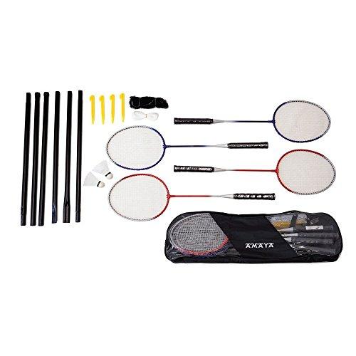 AMAYA SPORT Pack Raquetas DE Badminton
