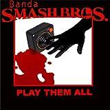 Super Smash Bros Melee (Menu 1)