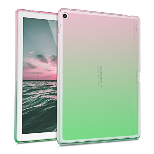 cover tablet asus zenpad 10 kwmobile Cover compatibile con Asus ZenPad 10 (Z300) - Custodia Tablet in silicone TPU - Copertina protettiva Tab - Backcover