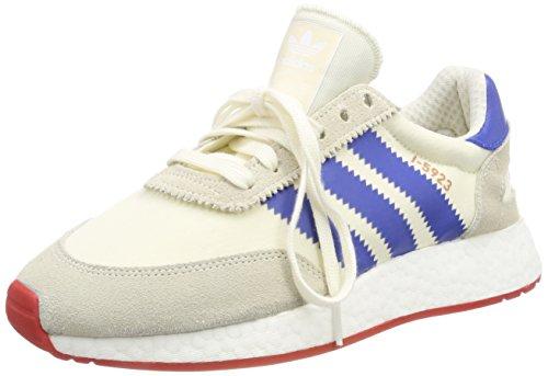 Adidas I-5923 Zapatillas de deporte Niño, Multicolor (Casbla / Azul / Rojbas 000), 36 2/3 EU