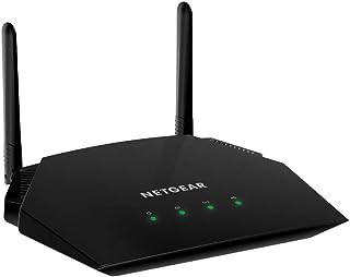 Netgear R6260-100UKS AC1600 (802.11ac) Dual Band Gigabit Smart Wifi Router (External Antennas Boost Wifi Speeds Up to 300 ...