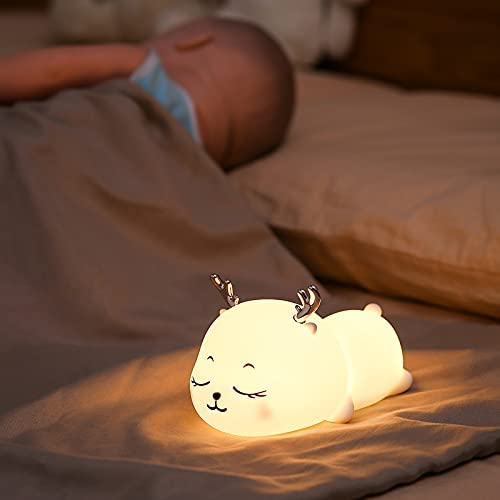 Limited price sale Baby Night Light Lovely Fawn Save money Toddler A Nursery