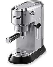 ديلونجي ديديكا صانعة قهوة, فضي - EC.685.M
