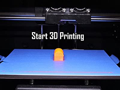 Start 3D Printing Introduction The 3D Printer