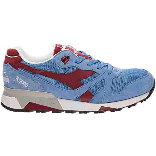 Diadora Mens N9000 Italia Sneakers Shoes Casual - Blue - Size 10.5 D