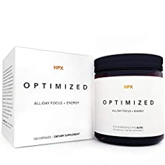 YOUR SECRET WEAPON FOR MENTAL FOCUS - When you need to be on your A-game, OPTIMIZED is your go-to for supporting focus, stress, concentration, & creativity. Get more done, stay sharp and maximize your potential. ENHANCED CLARITY WITHOUT CAFFEINE - Yo...