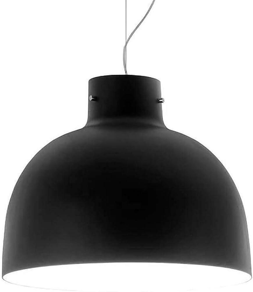 Kartell, bellissima lampada a sospensione,in tecnopolimero termoplastico trasparente 0945009