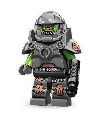 LEGO 71000 Minifigure Series 9 - Alien Avenger