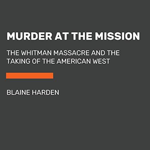 Page de couverture de Murder at the Mission