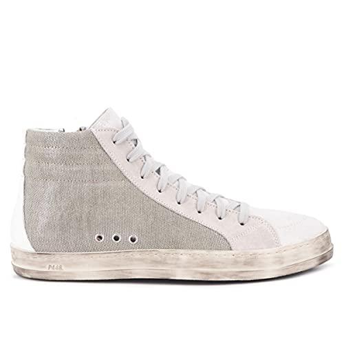 P448 Sneaker Skate Desert, Weiß, Weiß - weiß - Größe: 39 EU