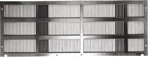 GE RAG60 Zoneline Stamped Aluminum Exterior Rear Grille