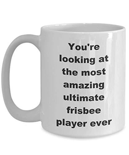 USA Ultimate Frisbee Becher Pro Frisbees Spieler Mens Gear Cool Sie sehen den erstaunlichsten Ultimate Frisbee Spieler aller Zeiten