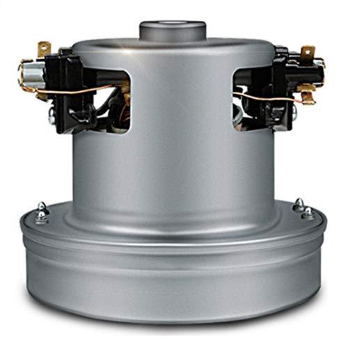 ACAMPTAR Motor de Aspiradora Universal de 1200 W Piezas de Accesorios de Aspiradora de Gran Potencia de 105 Mm de DiáMetro Kit de Reemplazo