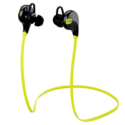 Mpow Swift Auricolari Wireless Bluetooth 4.0 Headset Stereo Cuffie Sportive a Prova...