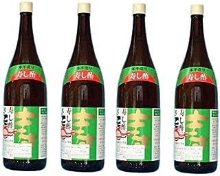 宏光食品 寿し酢1.8L【4本】 簡単に酢の物・ドレッシングが作れる(簡単レシピ付)