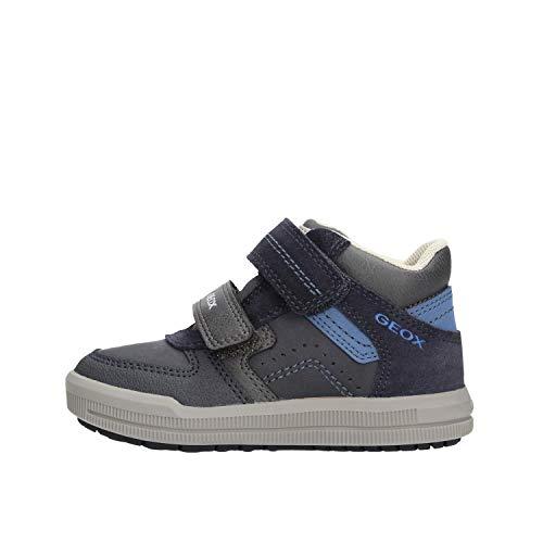 Geox Laufschuhe Jungen, Farbe Blau, Marke, Modell Laufschuhe Jungen J944AB Blau