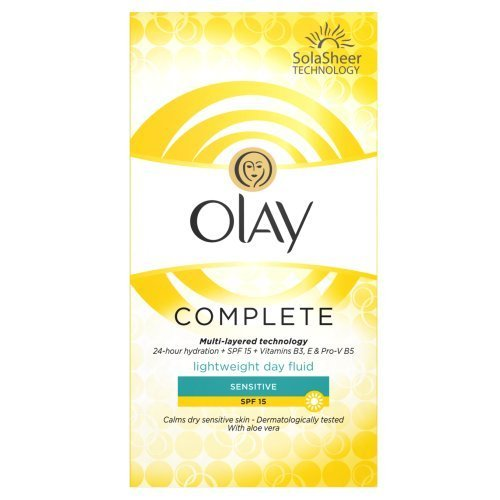 Olay Complete Care Day Fluid SPF15 100ml - Normal to Oily Skin