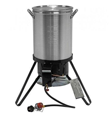 Brinkmann Propane Turkey Fryer; Outdoor Deep Cooker Kit; 815-4001-s; New