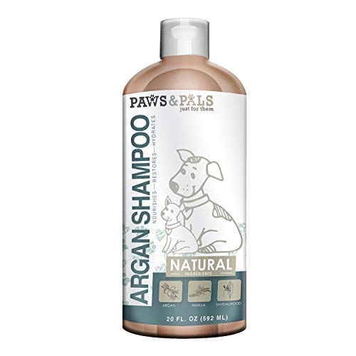 Paws & Pals Natural Dog-Shampoo and Conditioner