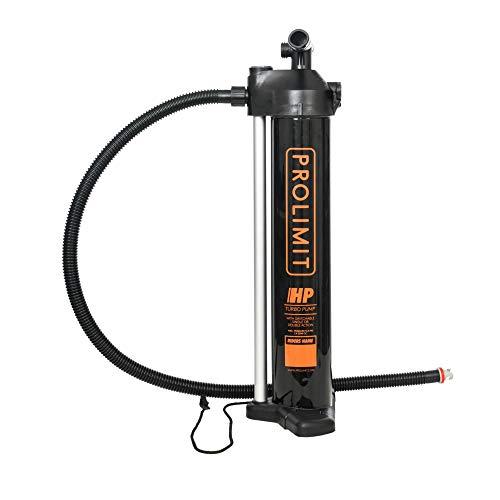 Prolimit High Pressure Turbo Kite Pump 00750 - Black