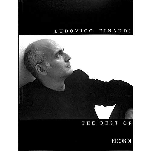 The Best of Ludovico Einaudi - Klaviernoten, Sammelband mit bunter herzförmiger Notenklammer - Verlag Ricordi - MLR659-9790215106598