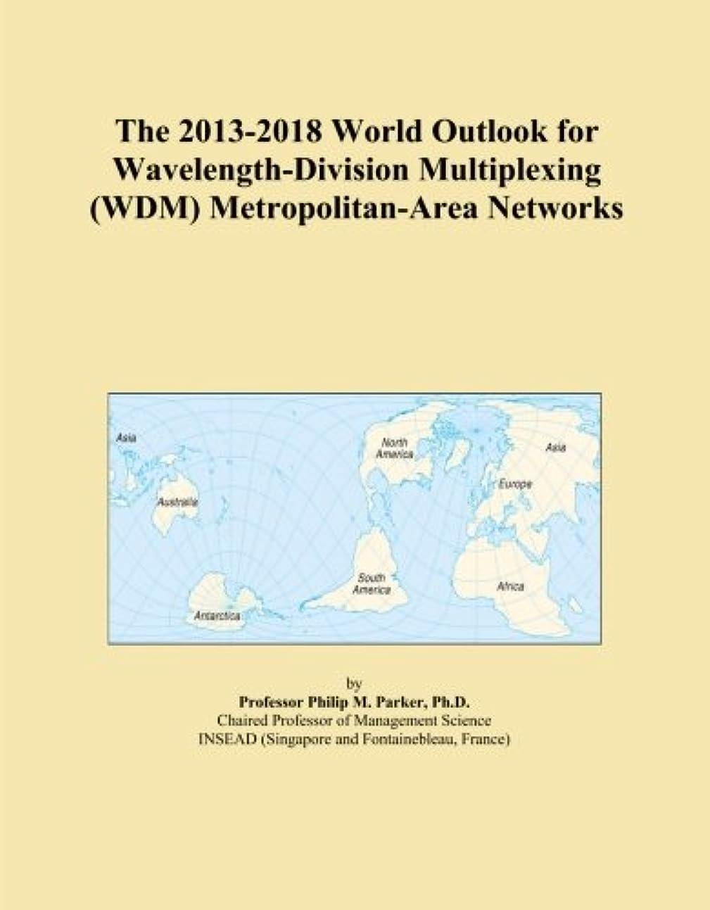 正気ジム予備The 2013-2018 World Outlook for Wavelength-Division Multiplexing (WDM) Metropolitan-Area Networks