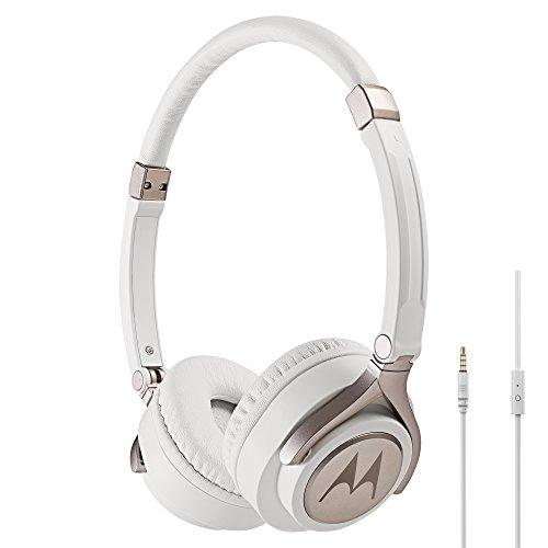 Motorola Pulse 2 - Casque Audio Filaire, Blanc