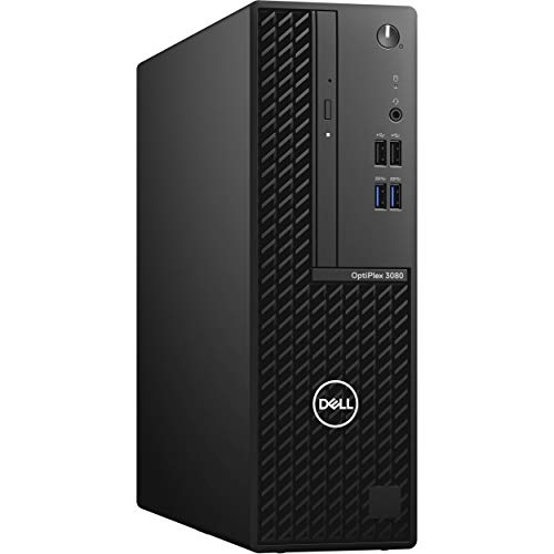 Dell OptiPlex 3080 Business Desktop Computer, Intel Core i5-10500 Processor up to 4.5GHz, 16GB RAM, 512GB PCIe SSD, Windows 10 Pro, Small Form Factor. Buy it now for 809.00