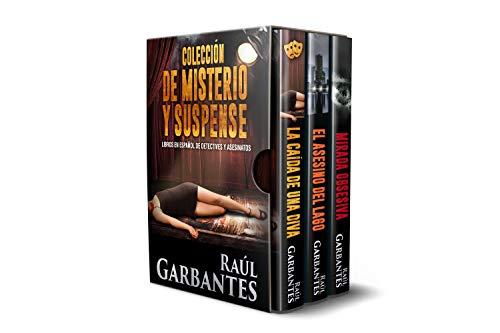 Colección de Misterio y Suspense: libros en español de detectives y asesinatos (Tomo nº 1)