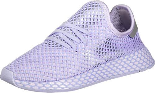 adidas Deerupt Runner W Calzado Purple Tint/Silver Met.