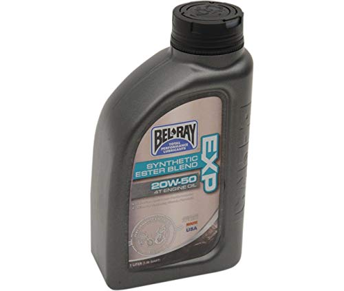 Compatible Con / Repuesto A Aceite Exp Synthetic Ester Blend 4 Clima 1 Litro 20W50 Bel RAY-99131-B1LW