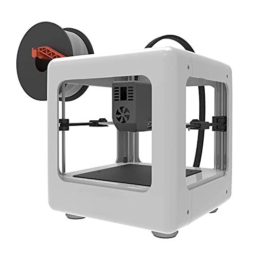 Blantye Mini impresora 3D de escritorio NANO - Tamaño de impresión de 90 * 100 * 110 mm para la familia de la educación doméstica(EU Plug)