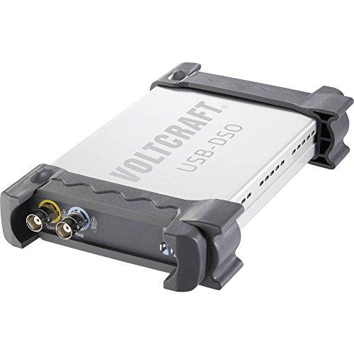 VOLTCRAFT DSO-2020 USB USB-Oszilloskop 20 MHz 2-Kanal 48 MSa/s 1 Mpts 8 Bit Digital-Speicher (DSO)