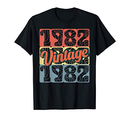 Vintage 1982 Original Edition Classic Special Perfect People T-Shirt