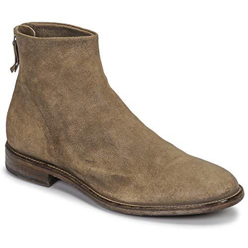 MOMA NOTTINGHAM - BEAT Enkellaarzen/Low boots heren Zand Laarzen