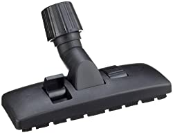 combi floortool has a varioadaptor (30 - 37 mm) suitable for nearly every normal household vacuumcleaner The vario adaptor has a rubber gasket Made with robust materials Great quality