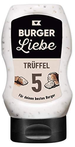 Burger Liebe Trüffel - Burgersauce mit Trüffelgeschmack