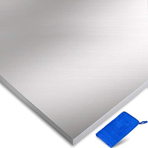 Placa Aluminio  marca LOSTRONAUT