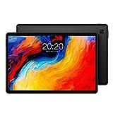 TECLAST M40SE Tablet 10 Zoll, 4GB RAM 128GB ROM, Android 10 Tablett PC T610 Octa Core 2.0Ghz Prozessor, 1920 x 1200FHD, 4G LTE+5G WiFi Tablets, 2MP+5MP Kamera, SIM+GPS+Bluetooth5,0+Typ-C(512GB TF)