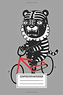 """Notebook: His Legs Are Too Short To Pedal , Journal for Writing, Size 6"""" x 9"""", 164 Pages"""